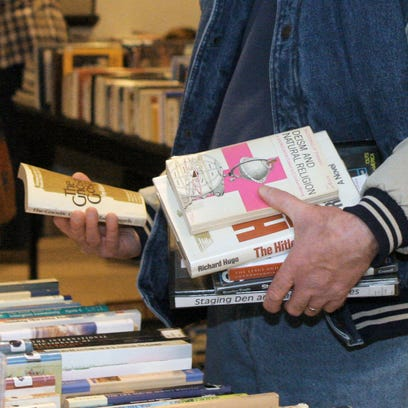Hales Corners Library to host annual used book sale March 31-April 2