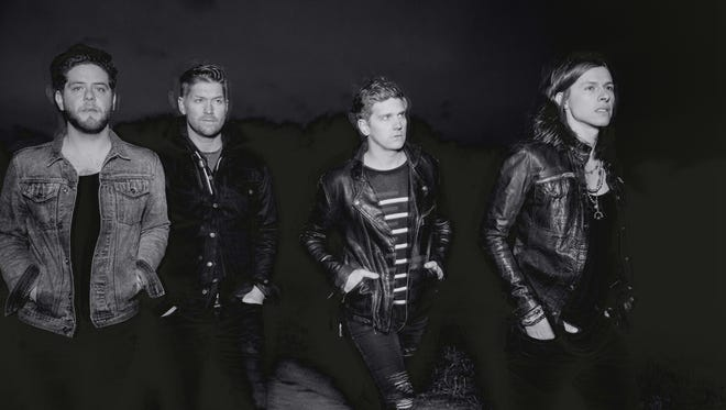 "NEEDTOBREATHE releases their new album ""H A R D L O V E"" on July 15, 2016."