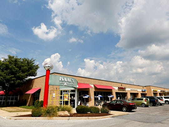 Isaac's on White Street in West Manchester Township,