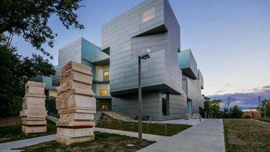 Miron Construction Co. Inc., recently received the 'Best Higher Education Project' award from Engineering News Record Midwest for its work on the University of Iowa – Visual Arts Building in Iowa City, Iowa.