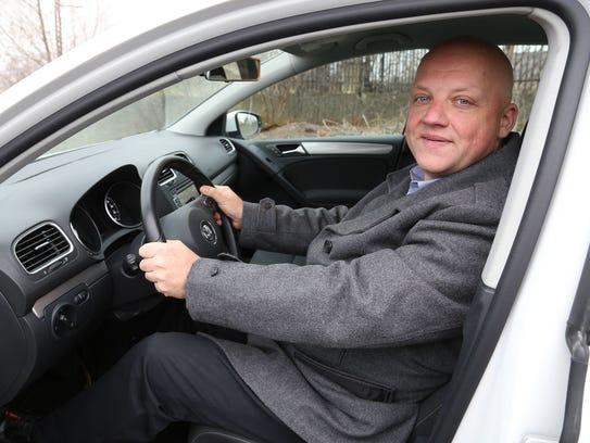 Oliver Schmidt, VW General Manager for the Engineering