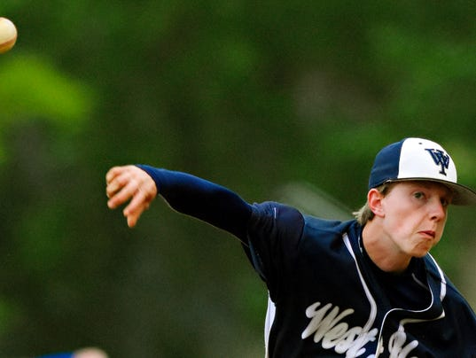West York vs Kennard-Dale D3 4-A baseball semifinal