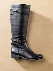 """The """"Victorious"""" boot by Naturalizer features memory"""
