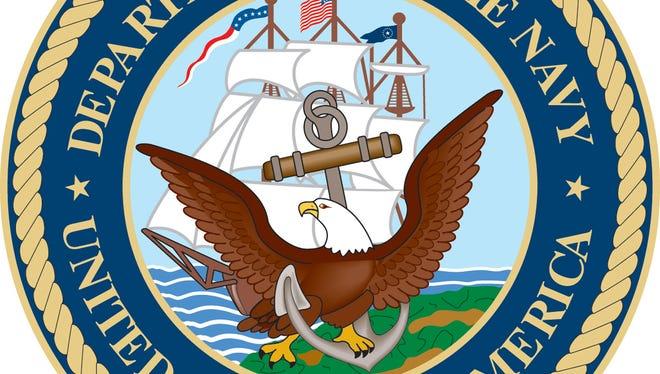 Navy logo.