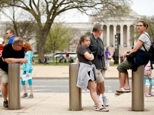 AP POWER OUTAGES DC A USA DC
