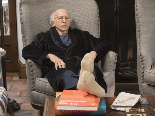Larry David remains perturbed in the ninth season of