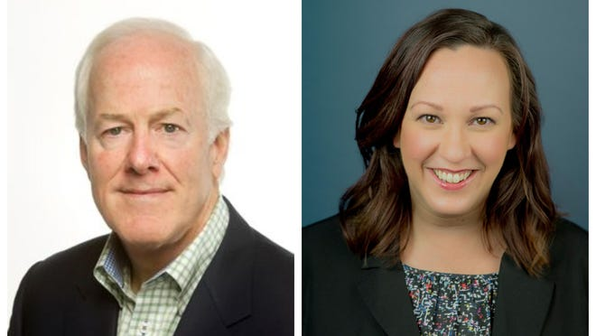 U.S. Sen. John Cornyn, R-Texas, defeated Democrat MJ Hegar in Tuesday's election.
