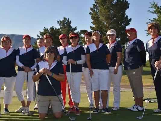 Alamogordo Lady Golfers
