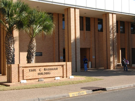 The Emil C. Rassman Building at Angelo State University