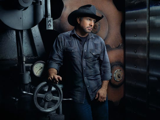 Garth Brooks is back with his new album, 'Man Against
