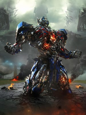 """Optimus Prime and """"Transformers: Age of Extinction"""" are up for seven Razzie Awards."""