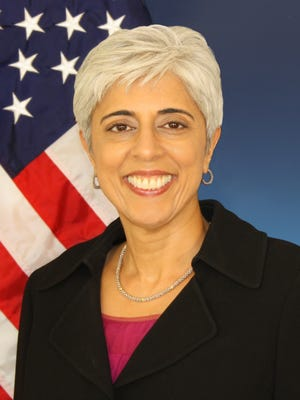 Arati Prabhakar, director of the Defense Advanced Research Projects Agency (DARPA).