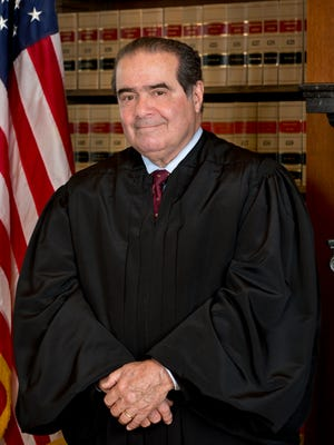 U.S. Supreme Court Justice Antonin Scalia.