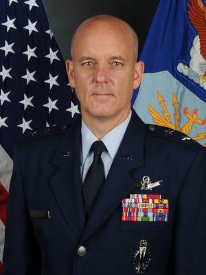 Maj. Gen. Michael Fortney