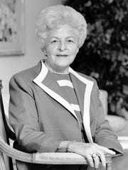 VIRGINIA PIPER: The state's largest charitable trust continues the philanthropic efforts for which Piper was known. A widow of Motorola founder Paul Galvin and company Vice President Kenneth Piper, she became as well known as, if not better known, than her husbands. Her influence continues to touch numerous charities in the area, including the Catholic Church, education and health care. She died in 1999.