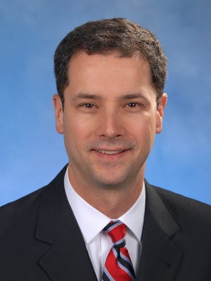 Scott Garberding is head of purchasing and senior vice president of manufacturing for Fiat Chrysler Automobiles.