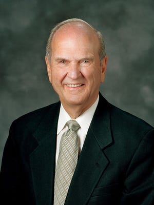 President Russell M. Nelson became the new president of the LDS Church's Quorum of the Twelve Apostles on Wednesday. He replaces the late President Boyd K. Packer, who died July 3.