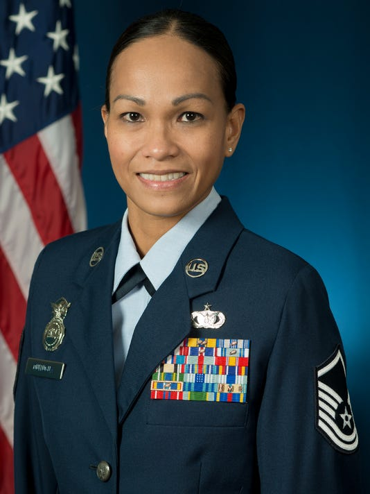 2015 Air National Guard Outstanding Airmen of the Year