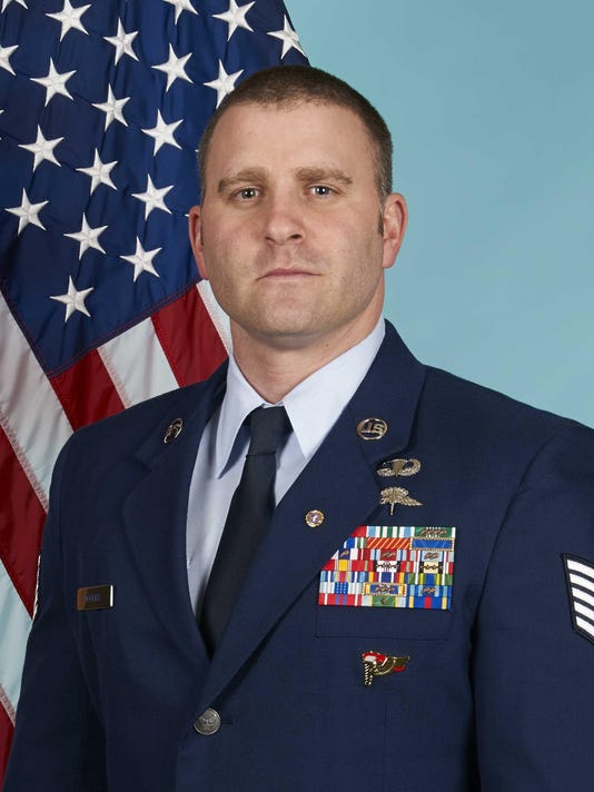 TSgt Officer Official Photo
