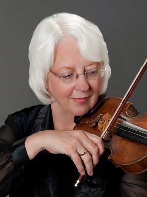 Sheboygan Symphony Orchestra Concertmaster Debbie Williamson will be retiring after 34 years.