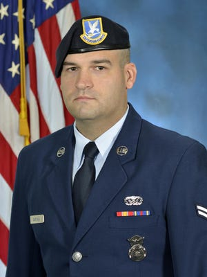 Nathan Sartain of Pensacola was among six airmen killed Friday when their C-130 crashed.
