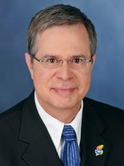 Jeff Vitter, Provost and Executive Vice Chancellor,