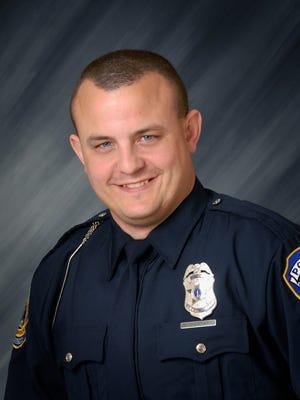 IMPD officer Rod Bradway
