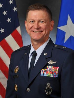Brig. Gen. Wayne Monteith