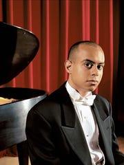 Pianist Stewart Goodyear