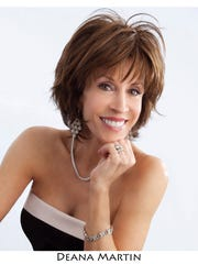 Deana Martin, daughter of Dean Martin, will sing at the Jazz Arts Project's Sinatra centennial tribute in Red Bank.