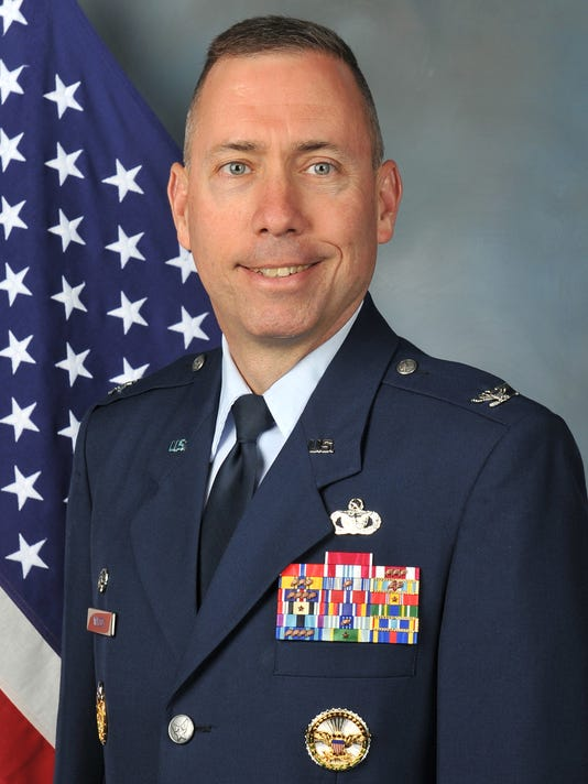 Col. Tom Wilcox