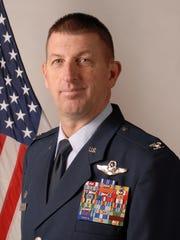 Colonel Ronald Wilson