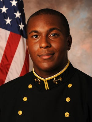 Island Coast grad E.K. Binns has been a standout offensive lineman for the Navy football team since 2011.