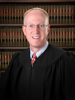 John Hallacy, appointed as a Calhoun County Circuit Court judge by Gov. Rick Snyder.