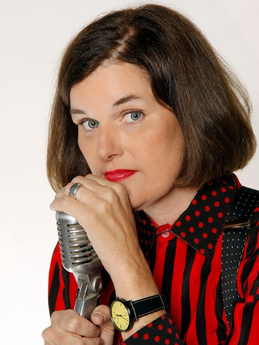 Comedian Paula Poundstone