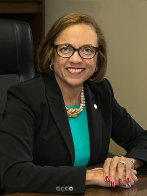 Pamela Gunter-Smith, president of York College