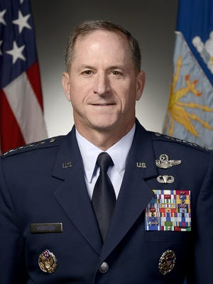 Gen. David Goldfein took over as vice chief of staff of the Air Force in August 2015.