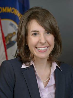State Treasurer Allison Ball