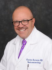 Dr. Charles Accurso is a gastroenterologist and founder and medical director of the Digestive Healthcare Center and the Central Jersey Ambulatory Surgery Center in Hillsborough.