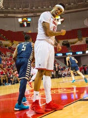 UL's Shawn Long was selected in the second round of the NBA Draft on Thursday by the ????? ?????.