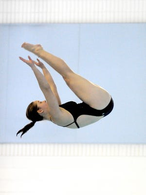 Richmond High School graduate and Hope College senior Sarah Sheridan recently won the NCAA Division III 3-meter national championship in diving.