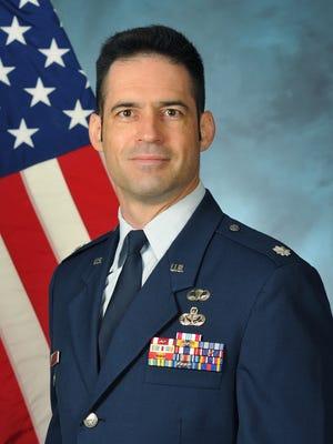 Lt. Col. Patrick Whelan