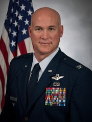 Col. Barry A. Dickey