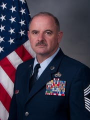 Chief Master Sergeant John Harris