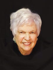 Alice Weston, philanthropist, is being honored by the