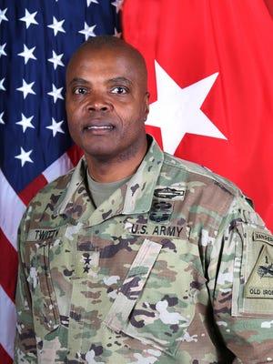 Maj. Gen. Stephen M. Twitty