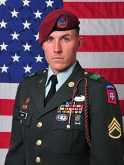 Staff Sgt. Richard L. Berry, 27, died after suffering