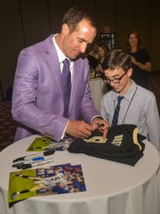 The Advertiser presents the Acadiana best of Preps Awards night with guest speaker Drew Brees.