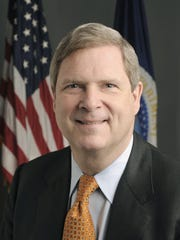 Thomas J. Vilsack is the U.S. secretary of agriculture.