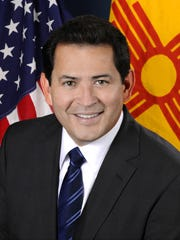 New Mexico Lieutenant Governor John Sanchez